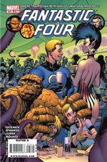 Fantastic Four 573 Comics