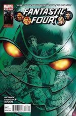 Fantastic Four 578 Comics