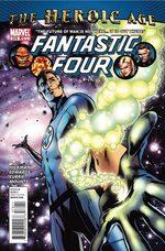 Fantastic Four 579 Comics