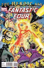 Fantastic Four 580 Comics