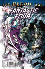 Fantastic Four 581 Comics