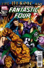 Fantastic Four 582 Comics