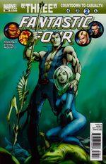 Fantastic Four 585 Comics