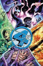 Fantastic Four 587 Comics