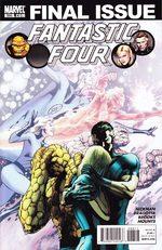 Fantastic Four 588 Comics