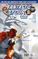Fantastic Four 600 Comics