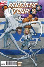 Fantastic Four 603 Comics