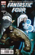Fantastic Four 605 Comics