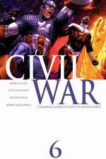 Civil War 6 Comics