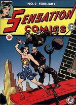 Sensation (Mystery) Comics 2
