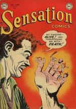 Sensation (Mystery) Comics 109