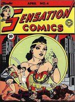 Sensation (Mystery) Comics 4