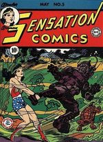 Sensation (Mystery) Comics 5
