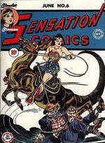 Sensation (Mystery) Comics 6