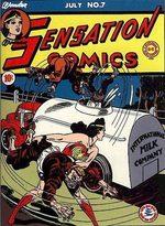 Sensation (Mystery) Comics 7