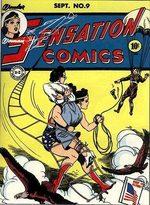 Sensation (Mystery) Comics 9