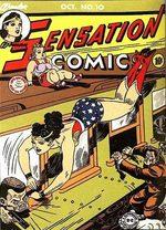 Sensation (Mystery) Comics 10