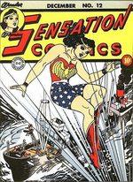 Sensation (Mystery) Comics 12