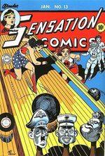 Sensation (Mystery) Comics 13