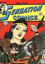 Sensation (Mystery) Comics 16