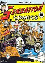 Sensation (Mystery) Comics 20