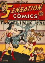 Sensation (Mystery) Comics 27