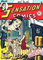 Sensation (Mystery) Comics 29
