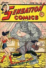 Sensation (Mystery) Comics 30