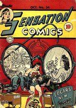 Sensation (Mystery) Comics 34