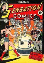 Sensation (Mystery) Comics 36