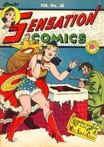 Sensation (Mystery) Comics 38