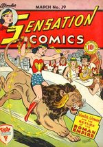 Sensation (Mystery) Comics 39
