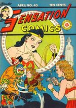 Sensation (Mystery) Comics 40