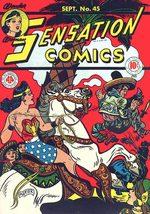 Sensation (Mystery) Comics 45
