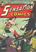 Sensation (Mystery) Comics 49