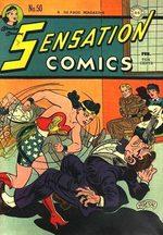 Sensation (Mystery) Comics 50