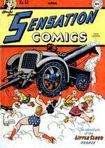 Sensation (Mystery) Comics 64