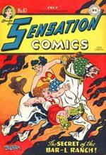Sensation (Mystery) Comics 67