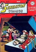 Sensation (Mystery) Comics 77