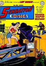 Sensation (Mystery) Comics 88
