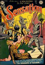 Sensation (Mystery) Comics 106