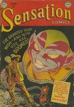Sensation (Mystery) Comics 107