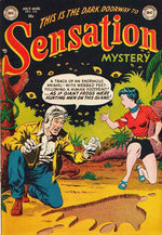 Sensation (Mystery) Comics 110