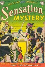 Sensation (Mystery) Comics 116