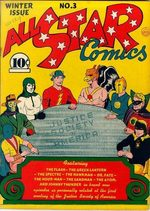 All-Star Comics # 3