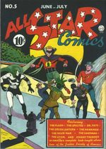 All-Star Comics # 5