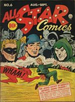 All-Star Comics # 6