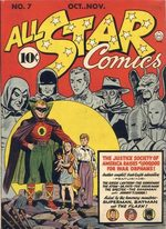 All-Star Comics # 7