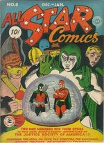 All-Star Comics # 8