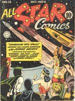 All-Star Comics # 13